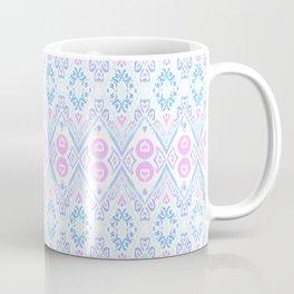 Ikat Java Pink Mini Coffee Mug