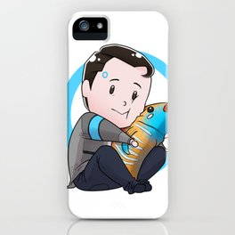 Tiny Connor iPhone Case