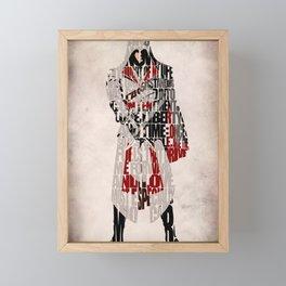 Ezio - Assassin's Creed Brotherhood Framed Mini Art Print