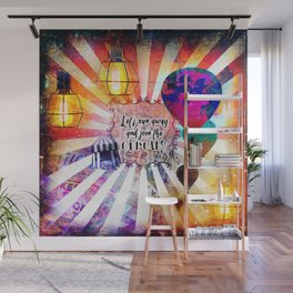 Join the Circus Wall Mural