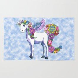 Madeline the Magic Unicorn 2 Rug