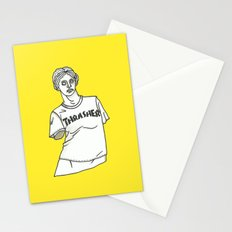 Skateboarding will give you the next trend Stationery Cards