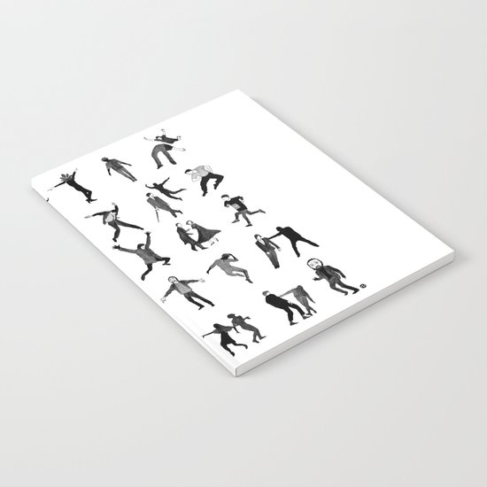 Dancers Notebook
