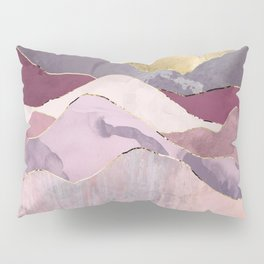 Raspberry Dream Pillow Sham