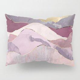 Raspberry Dream Pillow Sham