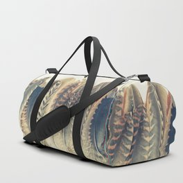 Feather Dip Duffle Bag