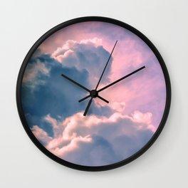 Thunderhead Wall Clock