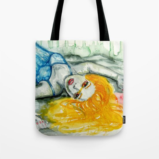 beautiful creature Tote Bag