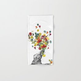 Happy Baby Elephant Hand & Bath Towel