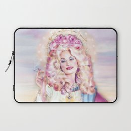 Saint Dolly Parton Laptop Sleeve