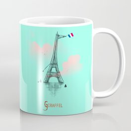 Giraffel Coffee Mug