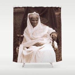 Harriet Tubman 1911 Shower Curtain