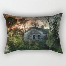 The Ghost House Rectangular Pillow