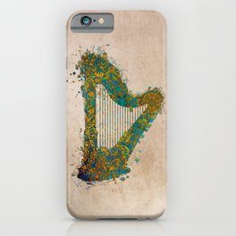Harp iPhone Case