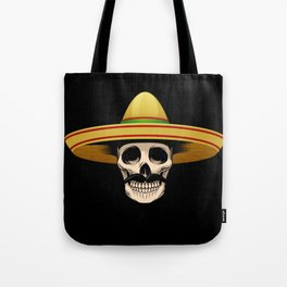 Funny Mexican Skeleton product Gift for Sugar Skull Lovers Tote Bag
