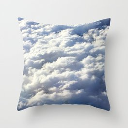 Pillow Skies Throw Pillow