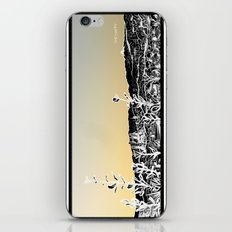 Locals Only - Los Feliz Black iPhone & iPod Skin