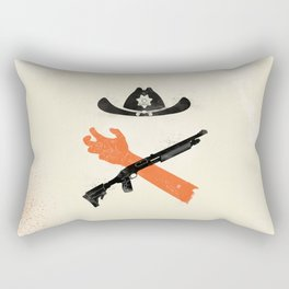 The Wandering Dead Rectangular Pillow