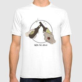 Beer Me Jesus T-shirt