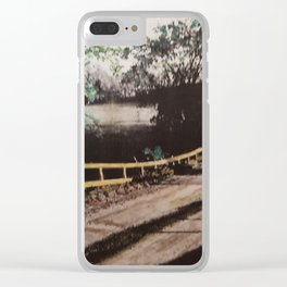 Someone's Memory Clear iPhone Case