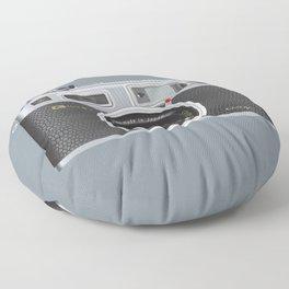 Yashica Electro 35 GSN Camera Floor Pillow