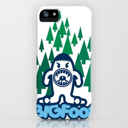 Big Foot iPhone Case