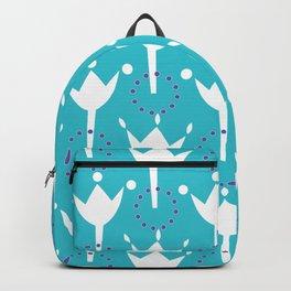 Tiptoe Tulip (Sky) Backpack