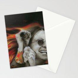 'Ozzy's Fire' Stationery Cards