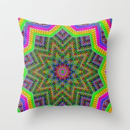 dragon eye Throw Pillow