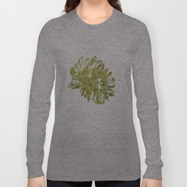 Strangely green Long Sleeve T-shirt