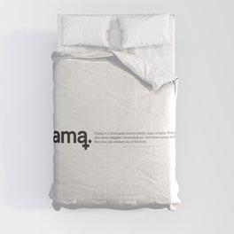 Chama Wiki Comforters