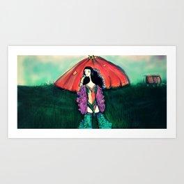 mu Art Print