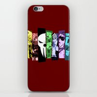 soul eater iPhone & iPod Skins featuring Soul Eater by feimyconcepts05