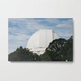 The Observatory Metal Print