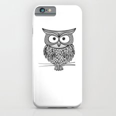 Hoot! Says the owl Slim Case iPhone 6s