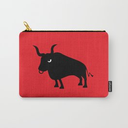 Angry Animals: Bull Carry-All Pouch