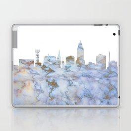 Lincoln Nebraska Skyline Laptop & iPad Skin