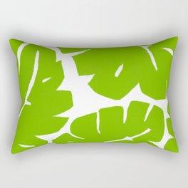 Jungle Leaf Rectangular Pillow
