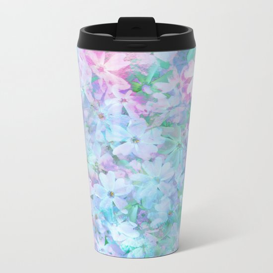 Spring is in the Air 4 Metal Travel Mug