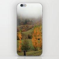 fog iPhone & iPod Skins featuring FOG by Avigur