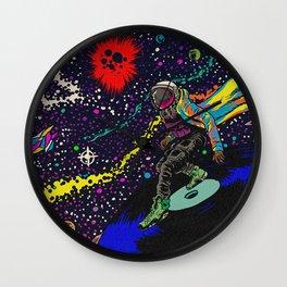Astronomical Travis Wall Clock