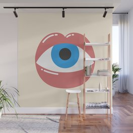I See You Wall Mural
