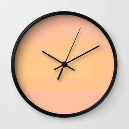 JPEG Compression Quads 4 Wall Clock