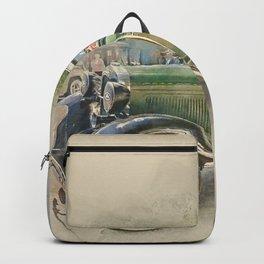 Classic Car Backpack