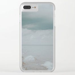 Perfect Storm Clear iPhone Case