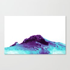 LOST TIME MOUNTAIN Canvas Print
