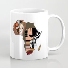 African Unification Coffee Mug