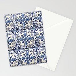 Azulejo — Portuguese ceramic #14 Stationery Cards