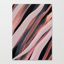 line & stripe 02 Canvas Print