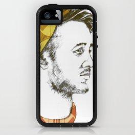 Indie Boy iPhone Case